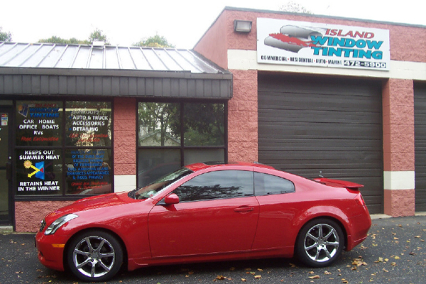 Alert Window Tinting Commercial Window Tinting